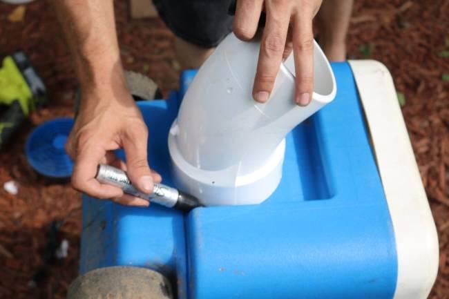 Đánh dấu ống nhựa
