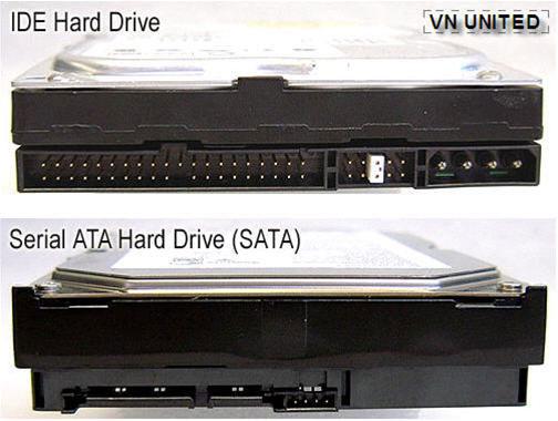 Phần I: Các chuẩn kết nối ổ cứng