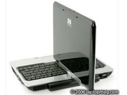 Máy tính HP mới: Dùng Vista bằng màn hình cảm biến