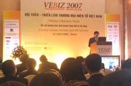 Vebiz 2007: Thương mại điện tử đang thực sự chuyển biến