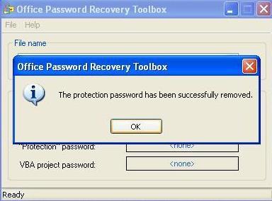 Hướng dẫn gỡ bỏ mật khẩu các file MS Office