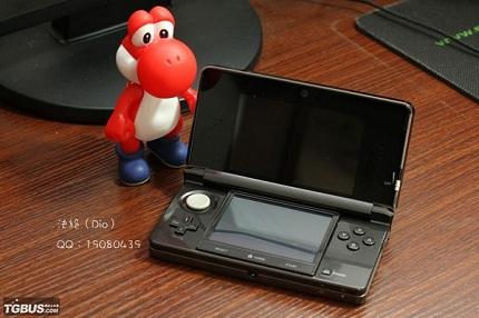 Bất ngờ xuất hiện Nintendo 3DS trên mạng 1