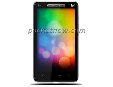 6 smartphone của HTC rò rỉ ảnh 1