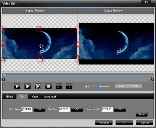 Khám phá phần mềm chỉnh sửa, chuyển đổi phim HD