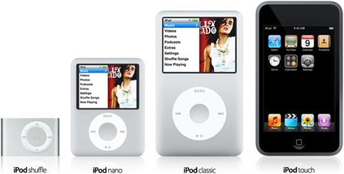 Apple độc chiếm thị trường máy nghe nhạc ở Mỹ - Quantrimang.com