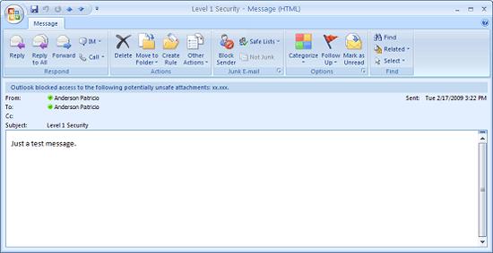 Quản lý Outlook 2007 thông qua Group Policies – Phần 2
