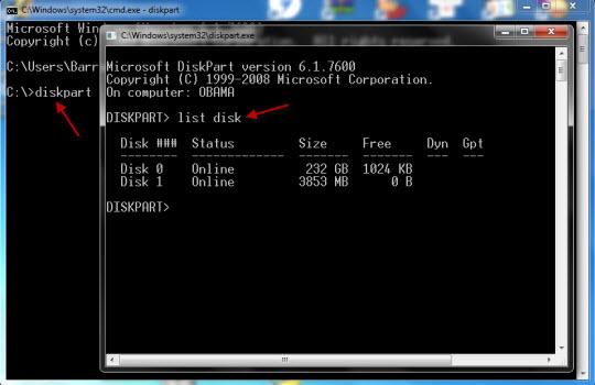 Hướng dẫn cài Windows bằng USB, tạo USB boot, USB cài Windows