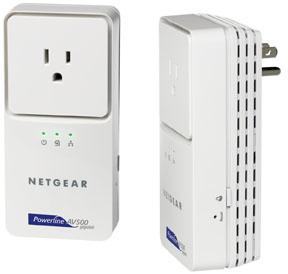 Netgear's powerline offerings