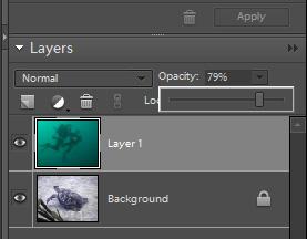 Chỉnh sửa ảnh bằng cách sử dụng các Layer