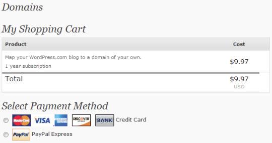 Thêm quyền chứng thực sở hữu domain vào blog WordPress