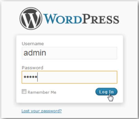 Cài đặt WordPress trên server với ứng dụng hỗ trợ Softaculous