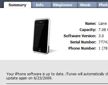 Cách cập nhật các phầm mềm trong máy điện thoại Iphone 1