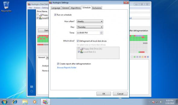 Auslogic Disk Defrag 2