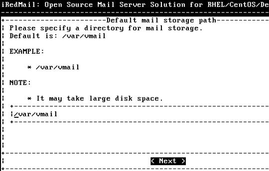 Giới thiệu về iRedOS-0 6 0: hệ thống Mail Server mã nguồn mở