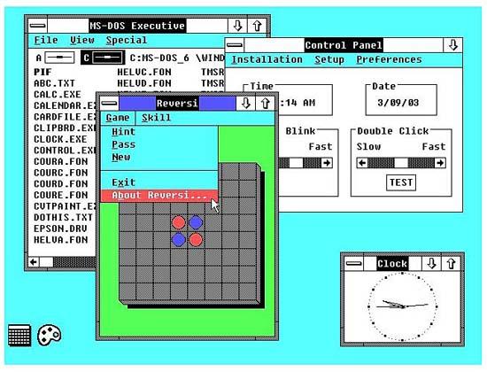 Lịch sử hệ điều hành Windows của Microsoft xuyên suốt qua các thời kỳ HistoryMicrosoft3