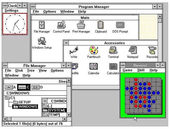 Lịch sử hệ điều hành Windows của Microsoft xuyên suốt qua các thời kỳ HistoryMicrosoft4