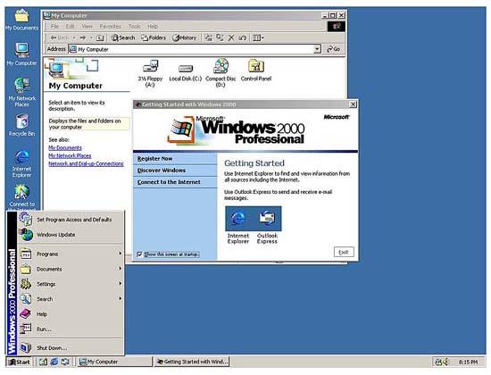 Lịch sử hệ điều hành Windows của Microsoft xuyên suốt qua các thời kỳ HistoryMicrosoft9
