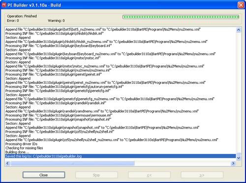 bootable usb11 Tạo USB khởi động   windows XP