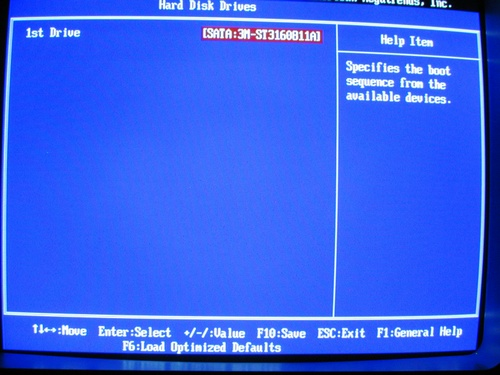 Tạo USB khởi động   windows XP