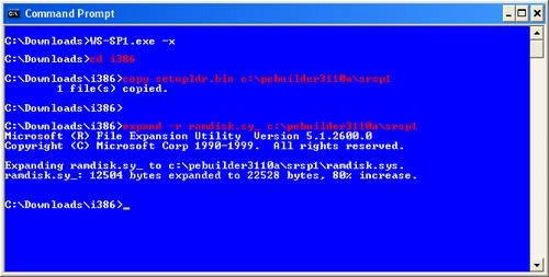 bootable usb8 Tạo USB khởi động   windows XP