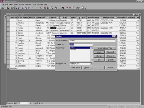 MS Access 2003 - Chương 10: Sử dụng các công cụ thêm