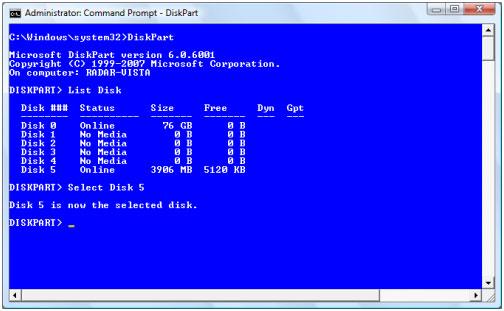 Cài đặt Windows 7 từ ổ USB Disk4