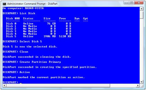 Cài đặt Windows 7 từ ổ USB Disk6