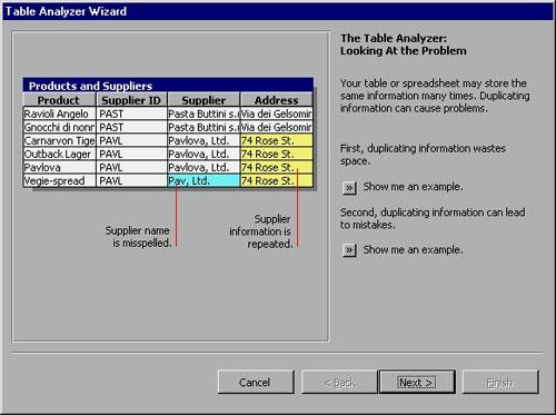 MS Access 2003 - Bài 39: Phân tích bảng
