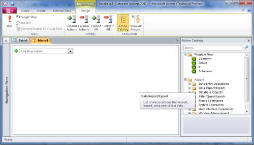 Một số tính năng mới của Access 2010 - Quantrimang com