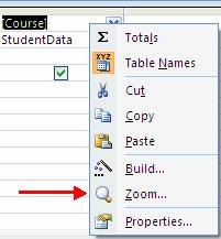 Bài 11: Trường tính toán trong Access 2007