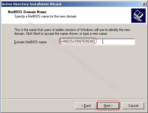 Cài đặt HĐH Windows Server 2003 & DHCP 11
