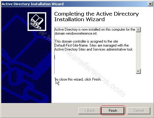 Cài đặt HĐH Windows Server 2003 & DHCP 19