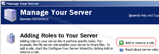 Cài đặt HĐH Windows Server 2003 & DHCP 2