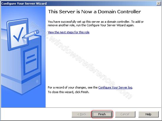 Cài đặt HĐH Windows Server 2003 & DHCP 22