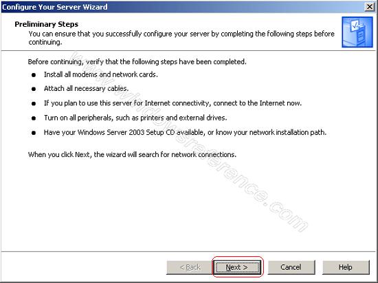 Cài đặt HĐH Windows Server 2003 & DHCP 3