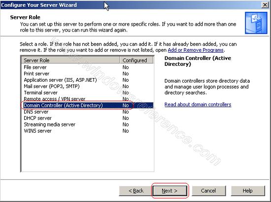 Cài đặt HĐH Windows Server 2003 & DHCP 4