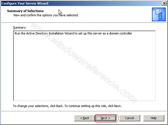 Cài đặt HĐH Windows Server 2003 & DHCP 5