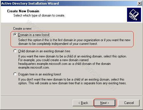 Cài đặt HĐH Windows Server 2003 & DHCP 9