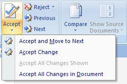 MS Word - Bài 17: Công cụ Track Changes
