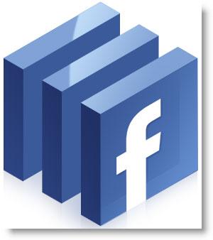 FacebookLogo 10 bước tạo một Fan Page hoàn hảo trên Facebook