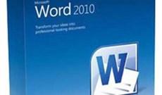 Cách tạo Bookmark trong Word 2003, 2007 và Word 2010