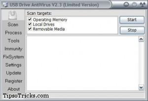 Antivirus%20for%20USB%20Flash%20Drives5 Top 5 chương trình diệt virus nhỏ gọn cho USB Flash Drives