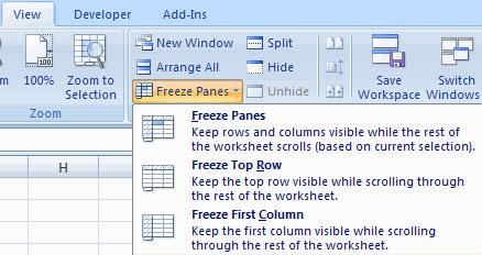 MS Excel 2007 - Bài 14: Layout