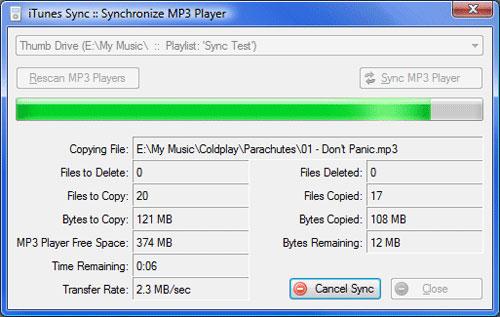 4 công cụ đồng bộ các thiết bị nghe nhạc với iTunes - Quantrimang com