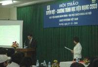 Cisco khởi động chuỗi Hội thảo Xuyên Việt