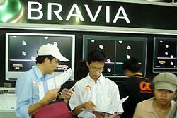 Thị trường LCD Việt Nam tăng trưởng mạnh