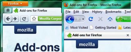 """Mozilla hé lộ """"ngoại hình"""" của Firefox 2010 Firefox0"""