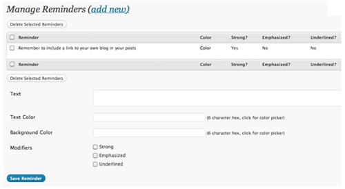 Điều chỉnh mục quản trị của WordPress