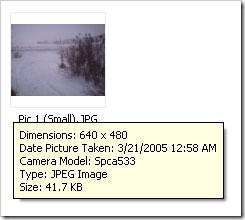 Dễ dàng chỉnh sửa kích thước ảnh trong Vista và XP