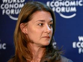 Melinda Gates - quyền lực mà thầm lặng